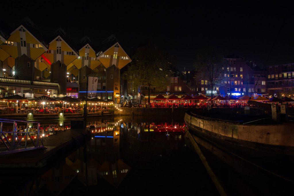 Rotterdam hotel zakelijk fotografie kubuswoningen