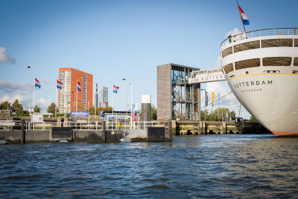 Rotterdam hotel zakelijk fotografie SS Rotterdam