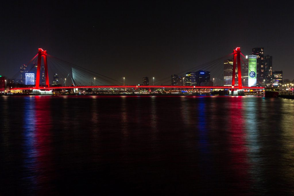 Rotterdam 010 rdam roffa skyline