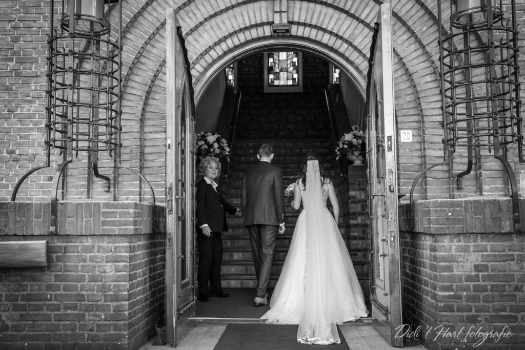 Didi 't hart fotografie trouwen kerk